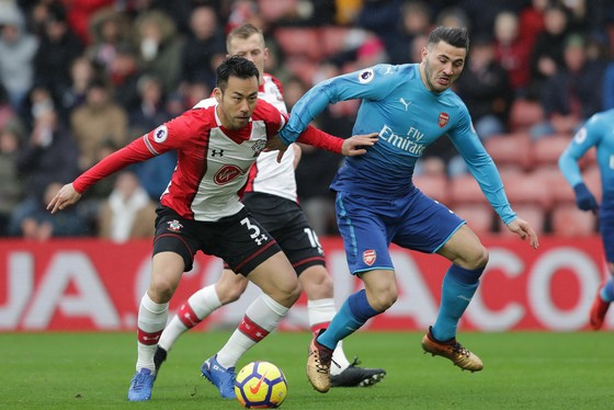 Southampton - Arsenal: Pháo thủ lại hồi sinh (Mới cập nhật)