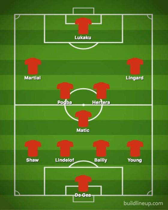 Man United – Bournemouth: Quỷ đỏ săn tìm bàn thắng, Martial trở lại đội hình ảnh 4