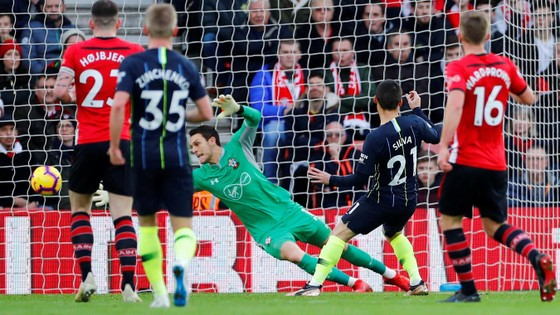 TRỰC TIẾP: Southampton - Man City: trận cầu buộc phải thắng ảnh 4