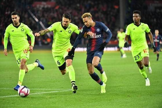 Lille đặt mục tiêu á quân Ligue 1