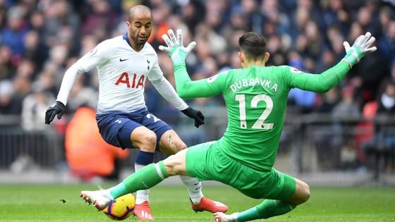 TRỰC TIỀP: Tottenham - Newcastle: Thế trận cân bằng ảnh 4