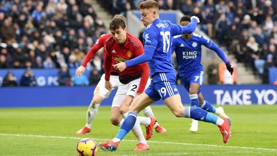 TRỰC TIẾP: Leicester City - Man United: Marcus Rashford lại tỏa sáng ảnh 4