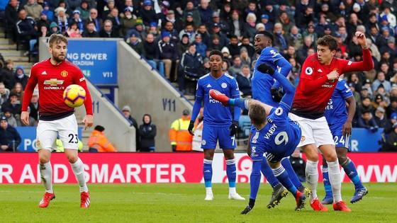 TRỰC TIẾP: Leicester City - Man United: Marcus Rashford lại tỏa sáng ảnh 5