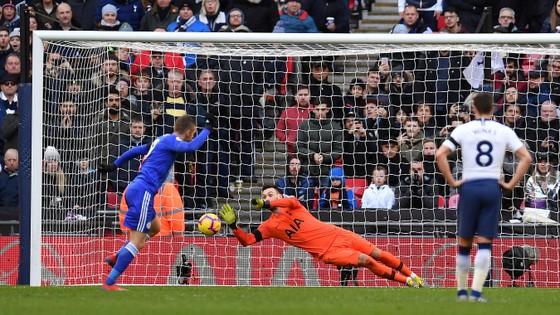 TRỰC TIẾP: Tottenham - Leicester City: Thế trận một chiều ảnh 5
