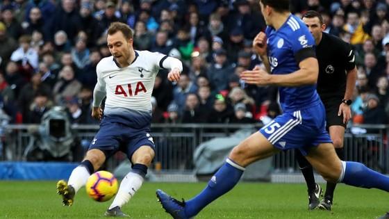 TRỰC TIẾP: Tottenham - Leicester City: Thế trận một chiều ảnh 7