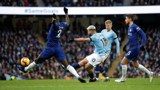 TRỰC TIẾP: Man City - Chelsea: Trò chơi cân não ảnh 4