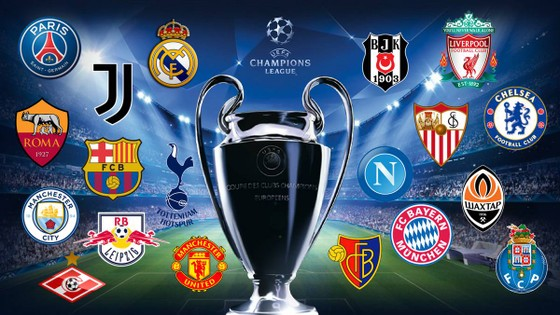 Lịch thi đấu bóng đá Champions League ngày 14-2 (Mới cập nhật)