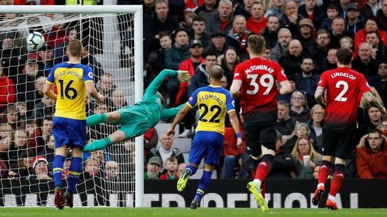TRỰC TIẾP: Man United -  Southampton: Cơn mưa bàn thắng ảnh 5