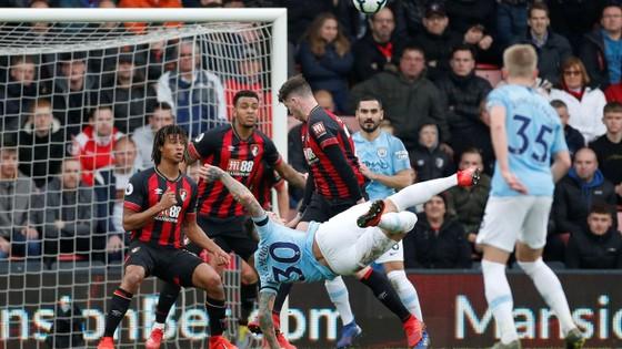 TRỰC TIẾP: Bournemouth - Manchester City: Trận đấu một chiều ảnh 4