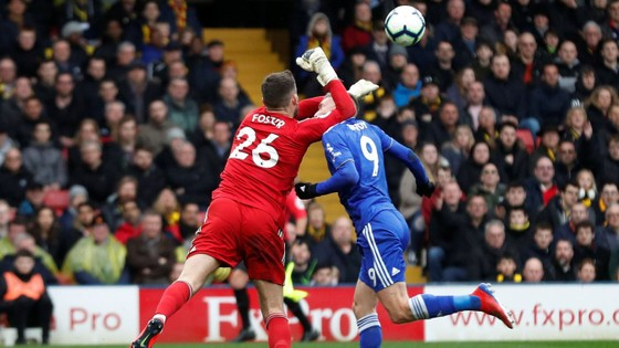 TRỰC TIẾP: Watford - Leicester City: Quyền lực chủ nhà ảnh 5