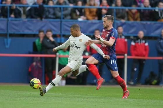 Kỷ lục Ligue 1 với PSG và Kylian Mbappe