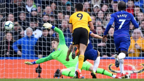 Chelsea - Wolverhampton 1-1: Hazard cứu nguy cho The Blues ảnh 5