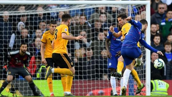 Chelsea - Wolverhampton 1-1: Hazard cứu nguy cho The Blues ảnh 7