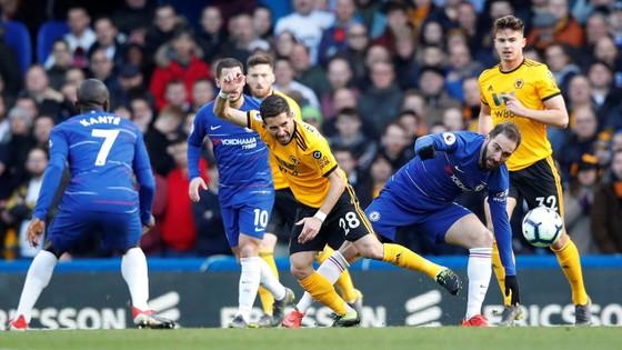 Chelsea - Wolverhampton 1-1: Hazard cứu nguy cho The Blues ảnh 3