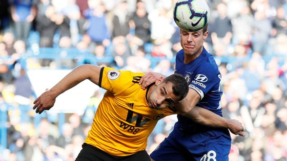 Chelsea - Wolverhampton 1-1: Hazard cứu nguy cho The Blues ảnh 4