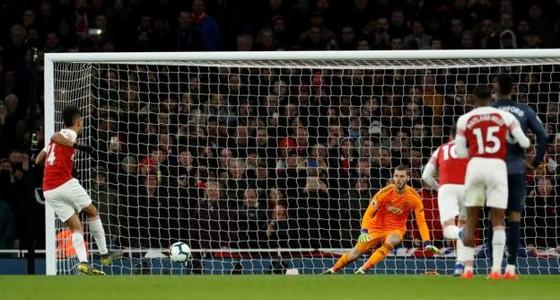 Man United thua đau Arsenal 0-2, Solskjaer mất chuỗi trận bất bại ảnh 11