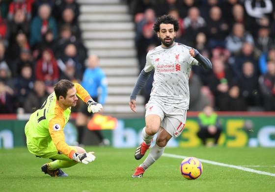 Mo Salah sẽ có cơ hội giải cơn khát bàn thắng