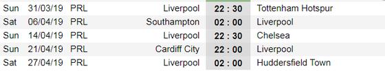 Klopp: Liverpool sẽ phải thắng 7 trận chung kết, đầu tiên là Tottenham ảnh 1