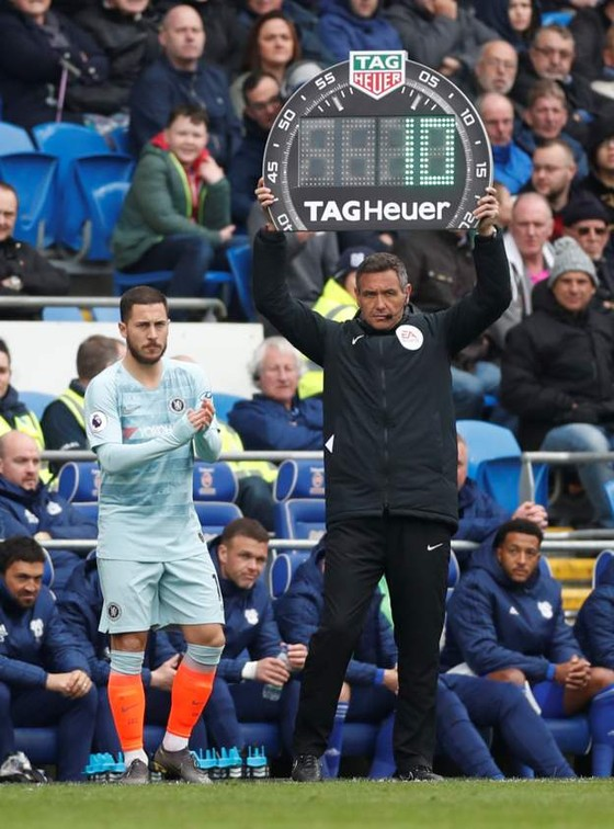 TRỰC TIẾP: Cardiff City - Chelsea: Khi Eden Hazard vắng mặt ảnh 9