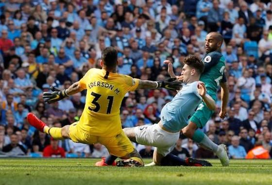 TRỰC TIẾP Man City - Tottenham: Thù này quyết trả ảnh 9