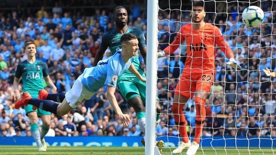 TRỰC TIẾP Man City - Tottenham: Thù này quyết trả ảnh 4