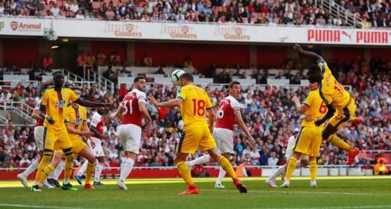 TRỰC TIẾP Arsenal - Crystal Palace: Pháo thủ ra đòn ảnh 7
