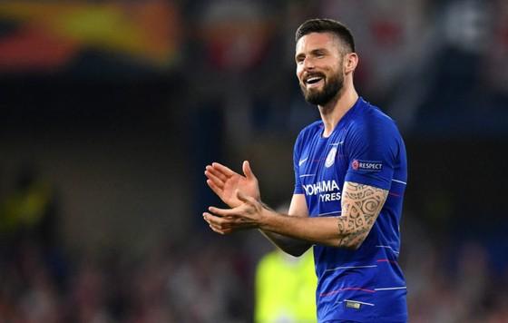 Giroud hướng đến trận chung kết đặc biệt: Chelsea đụng Arsenal ở Baku ảnh 1