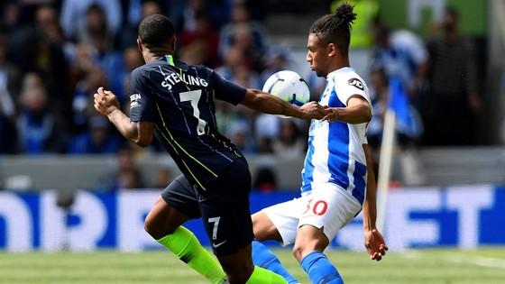 TRỰC TIẾP Brighton - Man City: Chờ đợi thần tài Sergio Aguero ảnh 3
