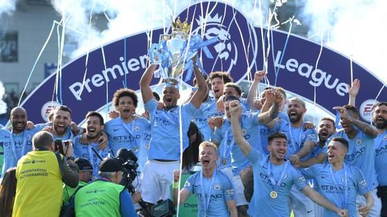 Bảng xếp hạng chung cuộc giải Ngoại hạng Anh 2018-2019