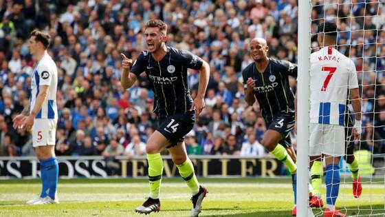 TRỰC TIẾP Brighton - Man City: Chờ đợi thần tài Sergio Aguero ảnh 6