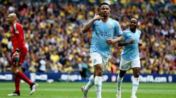 Man City - Watford: 6-0: Hattrick của Sterling, cú ăn ba củas Pep ảnh 6