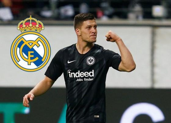 Real Madrid từ bỏ Luka Jovic khi Frankfurt hét giá 100 triệu Euro
