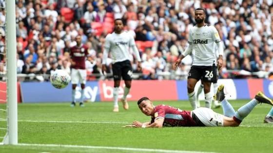 TRỰC TIẾP: Aston Villa - Derby County: Quyết chiến ở Wembley ảnh 3