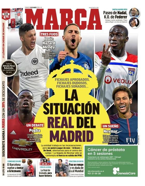 Ký 6 năm với Luka Jovic, Real Madrid chờ Mendy, Hazard và… Mbappe ảnh 1