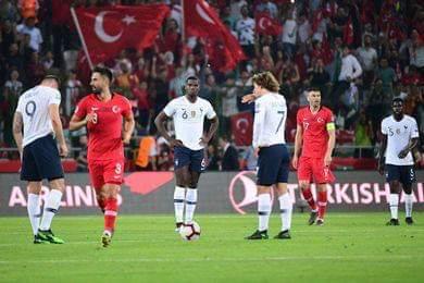 Les Bleus tan nát ở Konya: Kiệt lực hay sa sút?