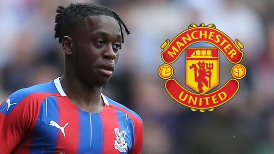 Aaron Wan-Bissaka của Crystal Palace