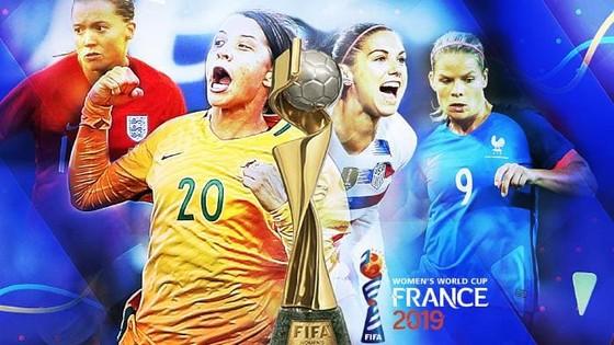 Lịch thi đấu bóng đá World Cup bóng đá nữ, ngày 25-6