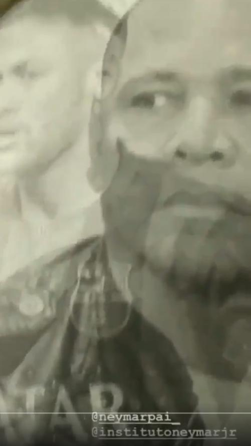 Khi Neymar đăng tấm ảnh mình khoác áo Barca ảnh 1