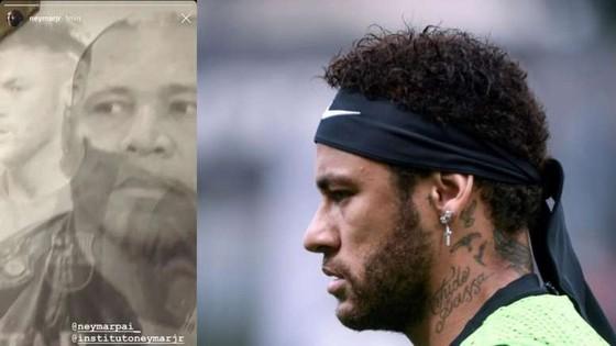 Khi Neymar đăng tấm ảnh mình khoác áo Barca