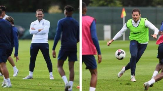 Lampard: Lệnh cấm không thành vấn đề, Chelsea không  cần cầu thủ mới ảnh 2