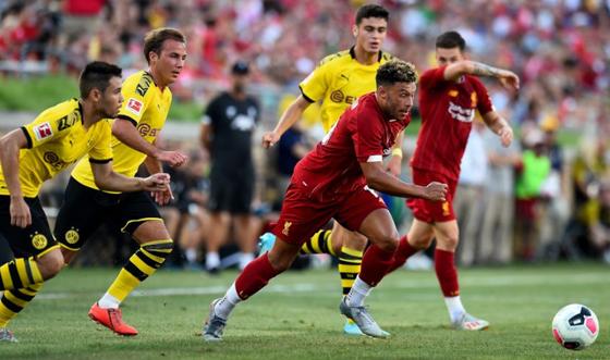 Klopp vẫn lạc quan dù Liverpool thua Dortmund