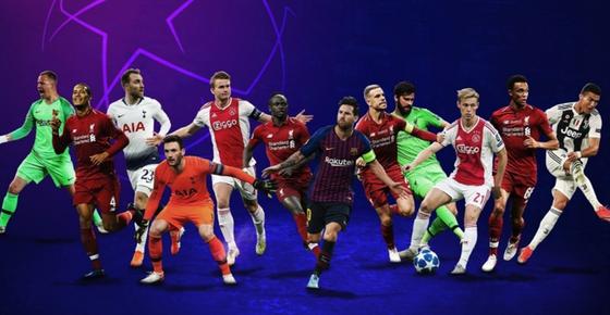 Liverpool thống trị danh sách để cử giải thưởng cầu thủ xuất sắc Champions League 2018-2019