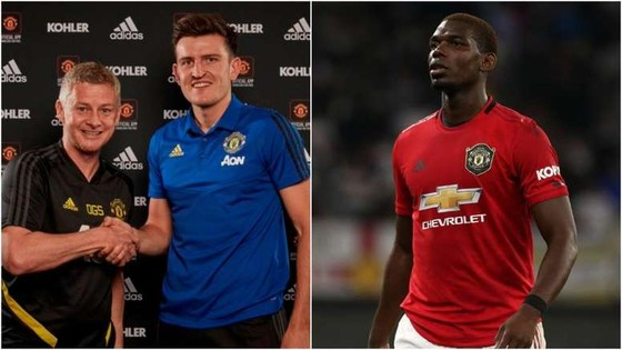 Man United: Maguire và Pogba sẽ đối mặt Chelsea