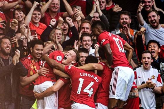 Sao nhỏ Man United, Daniel James sẽ là cầu thủ chạy nhanh nhất Premier League  ảnh 1