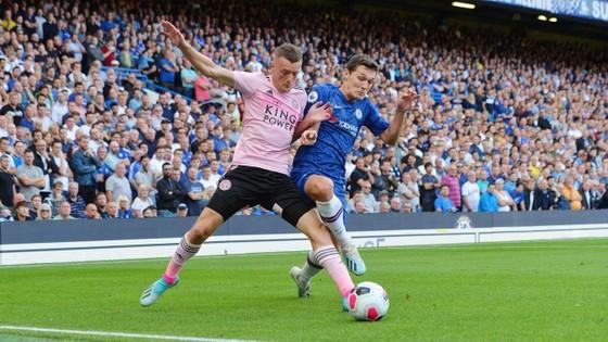 Chelsea - Leicester City 1-1, Mount mở tài khoản, Lampard có điểm đầu tiên ảnh 8