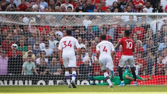 Man United - Crystal Palace 1-2: Sụp đổ phút cuối cùng ảnh 9
