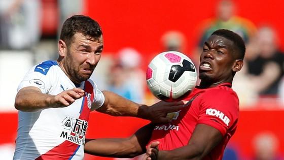 Man United - Crystal Palace 1-2: Sụp đổ phút cuối cùng ảnh 7