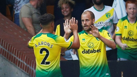 Norwich City - Chelsea 2-3: Abraham ghi cú đúp, Lampard giành chiến thắng đầu tay ảnh 6