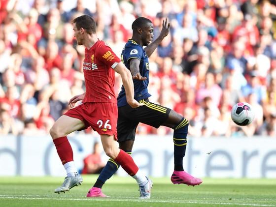 Liverpool - Arsenal 3-1: Salah ghi cú đúp, nhấn chìm Pháo thủ ảnh 5