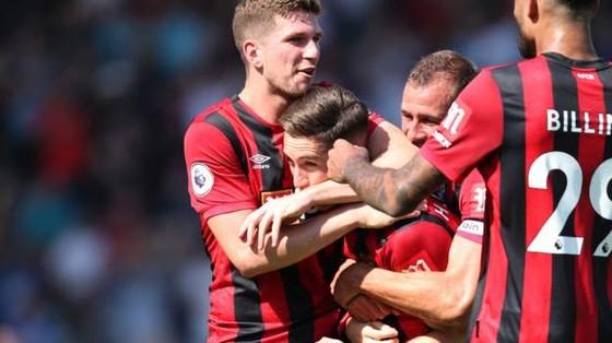 Bournemouth - Man City 1-3  Aguero ghi cú đúp, The Citizens chiếm ngôi nhì bảng ảnh 10